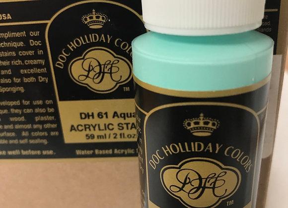 Aqua- DH61- Acrylic