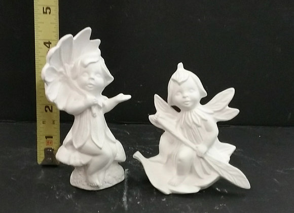 Small fairies (set of two)