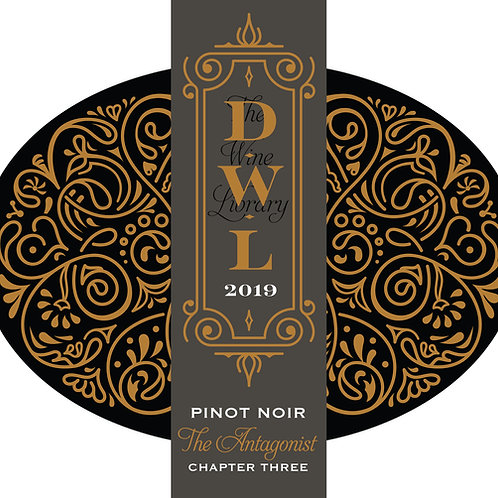 2018 Antagonist Pinot Noir