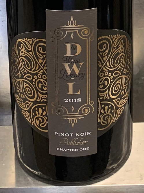 2018 Publisher Pinot Noir