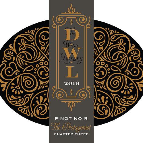2018 Protagonist Pinot Noir