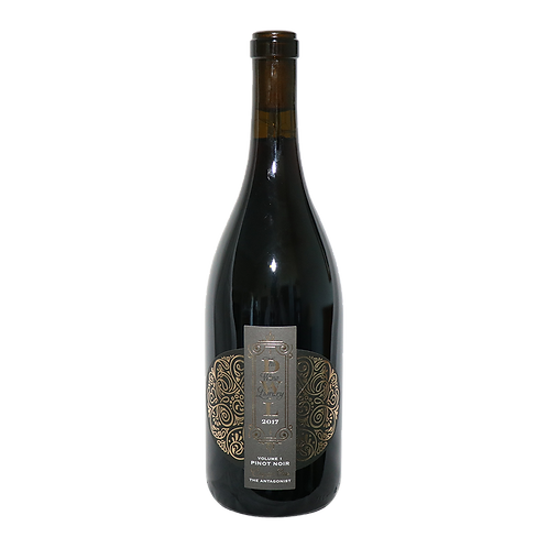 2017 Antagonist Pinot Noir