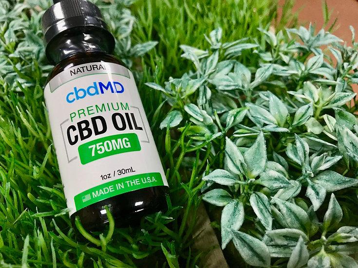 cbdMD CBD Tincture