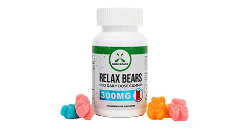 Green Roads CBD Gummies