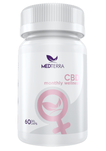 Medterra CBD Monthly Wellness