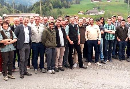 26 erfolgreiche Absolventen der Schwyzer Jägerprüfung
