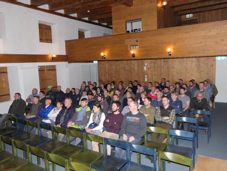 Gut besuchter Vortrag zum Rehwild