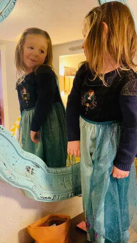 The Lingering Look of Self Love - Meet Mazie, Age 3