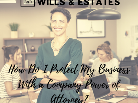 How Do I Protect My Business With a Company Power of Attorney?