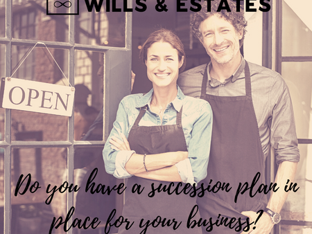 Do you have a succession plan in place for your business?