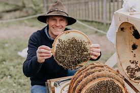 Bienenkugel Honigbienen Haltung Rund Inn