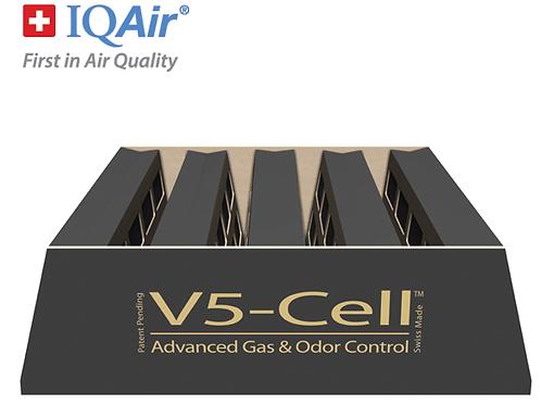 IQAir-V5-Cell氣體氣味過濾網