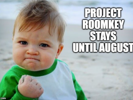 The continuing saga of Project Roomkey