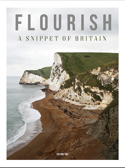 Flourish Volume 2 - A Snippet of Britain