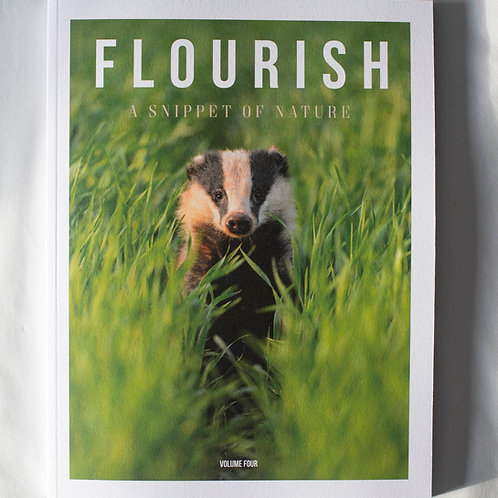 Flourish Volume 4 - A snippet of Nature (Special Edition)