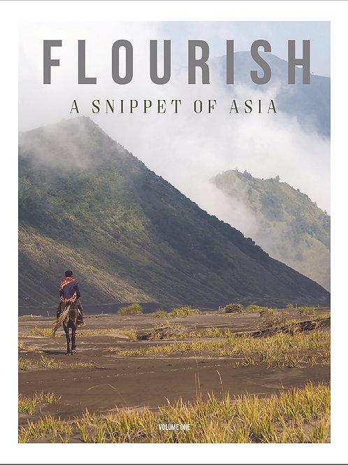 Flourish Magazine Volume 1 - A Snippet of Asia
