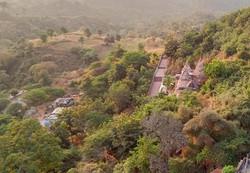Aravalli Range в г. Амбаджи