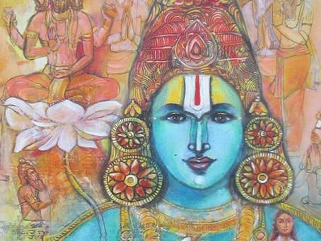 Личный стих Вишну Сахасранамы