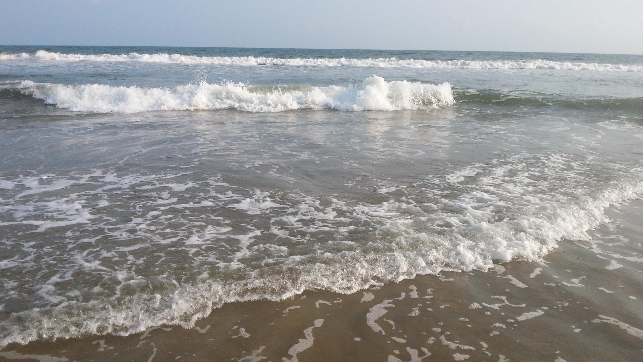 Джаганнатха Пури Океан