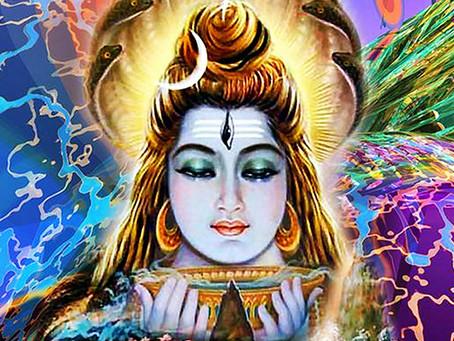 МахаШиваратри: яд Водолея и исцеление Луны