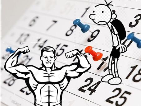 О силе и слабости тела: хозяин дня недели рождения