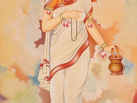 Брахмачарини - МАРС (2-ой день Наваратри)