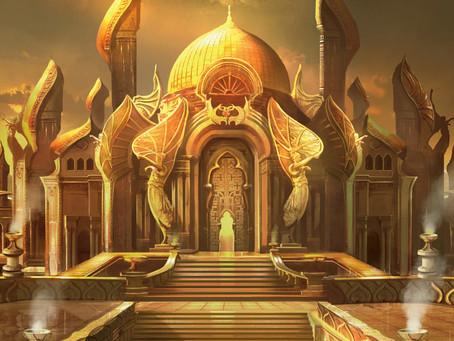 Золотой дворец Лахири Махасая, или что такое Раху и Кету на самом деле?