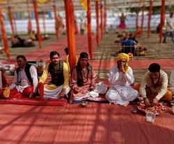 Das Mahavidya Yagya в г. Амбаджи
