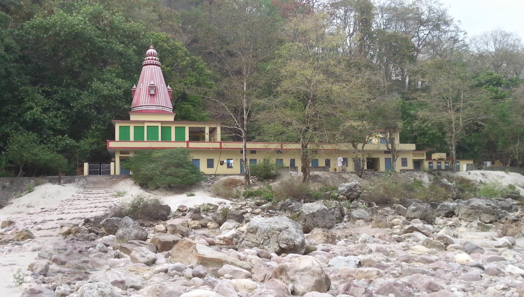 Ришикеш Пещера Васиштхи