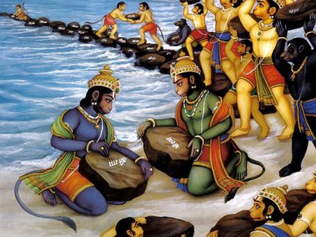 Обезьяна и накшатра Пурвашадха