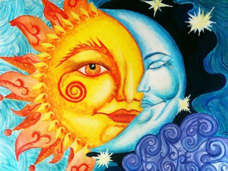 Солнечная и лунная природа (хора)