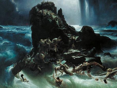 Великий потоп в накшатре РЕВАТИ