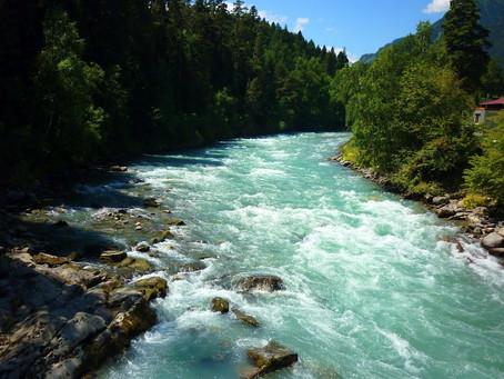 Стихия Воды и Речь
