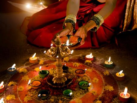 Да будет свет! или астрологическое значение праздника Дивали