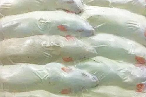 Rata Adulta (200grs+) Congelada 10 uds