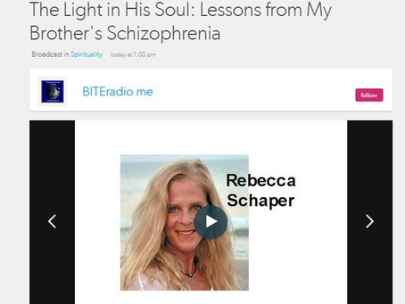 """Rebecca Guests on """"Bringing Inspiration to Earth"""" Podcast"""
