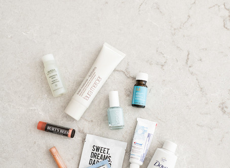 A Few of My Favorite Beauty Products: