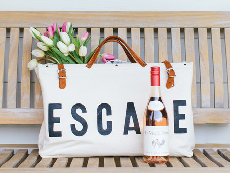 Escape to a Staycation