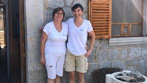 Gabriela und Fabian: Ein Interview mit Einheimischen