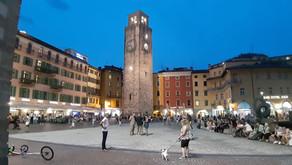 Jasmin, Chris, Link: Party Rock in Riva? Vielleicht später