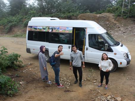 Nedzada und Dominik: Letzte Erlebnisse bei Regen, Nebel und mit neuen Freunden