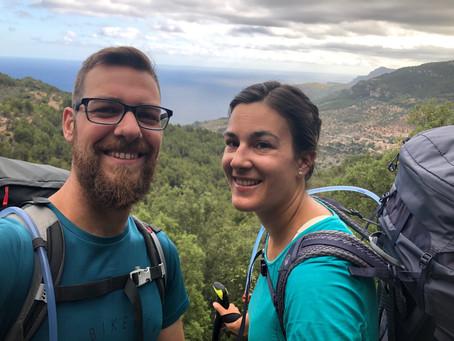 Gabriela und Fabian: Endlich gibt's eine Abkühlung