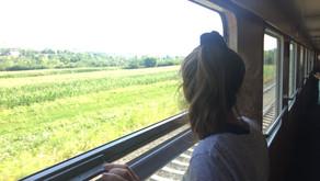 Nedzada und Dominik: Spannende Bekanntschaften im Zug