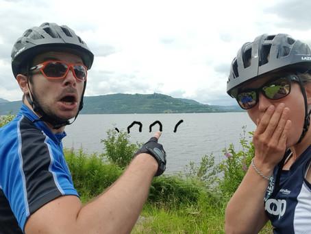 Eddy und Michèle: Das Monster von Loch Ness