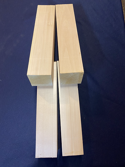 Basswood Carving Stock