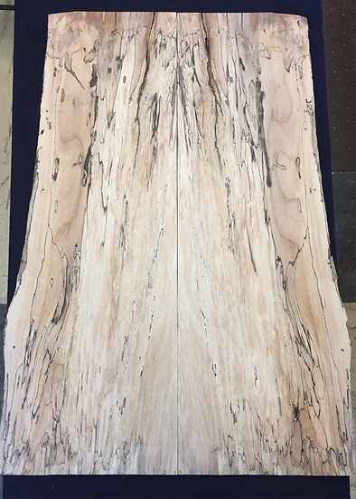 Spalted Maple Book Matched  BMSM32