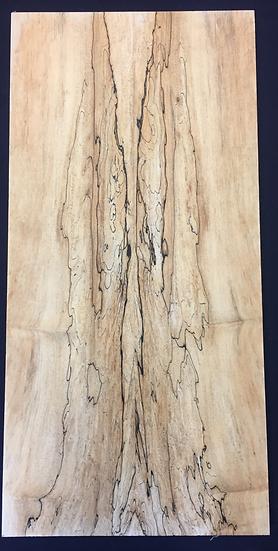 """1/2"""" Spalted Maple Door Panel BMSMJ"""