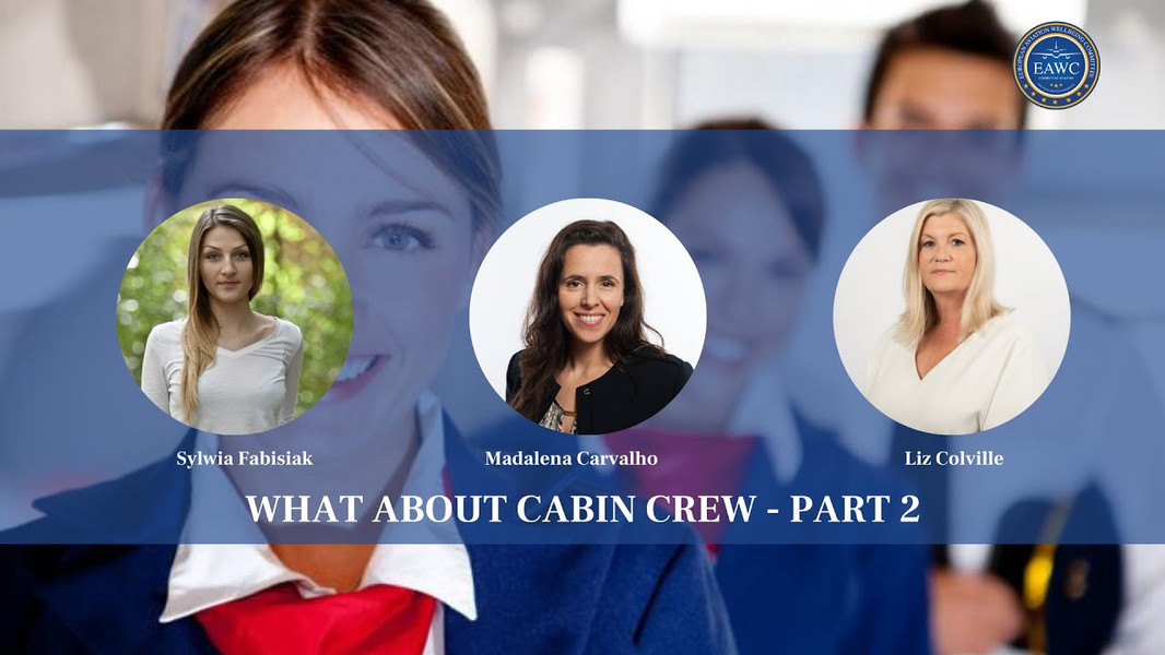 What about cabin crew - Part 2