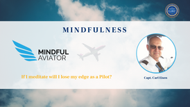 If I meditate will I lose my edge as a Pilot?