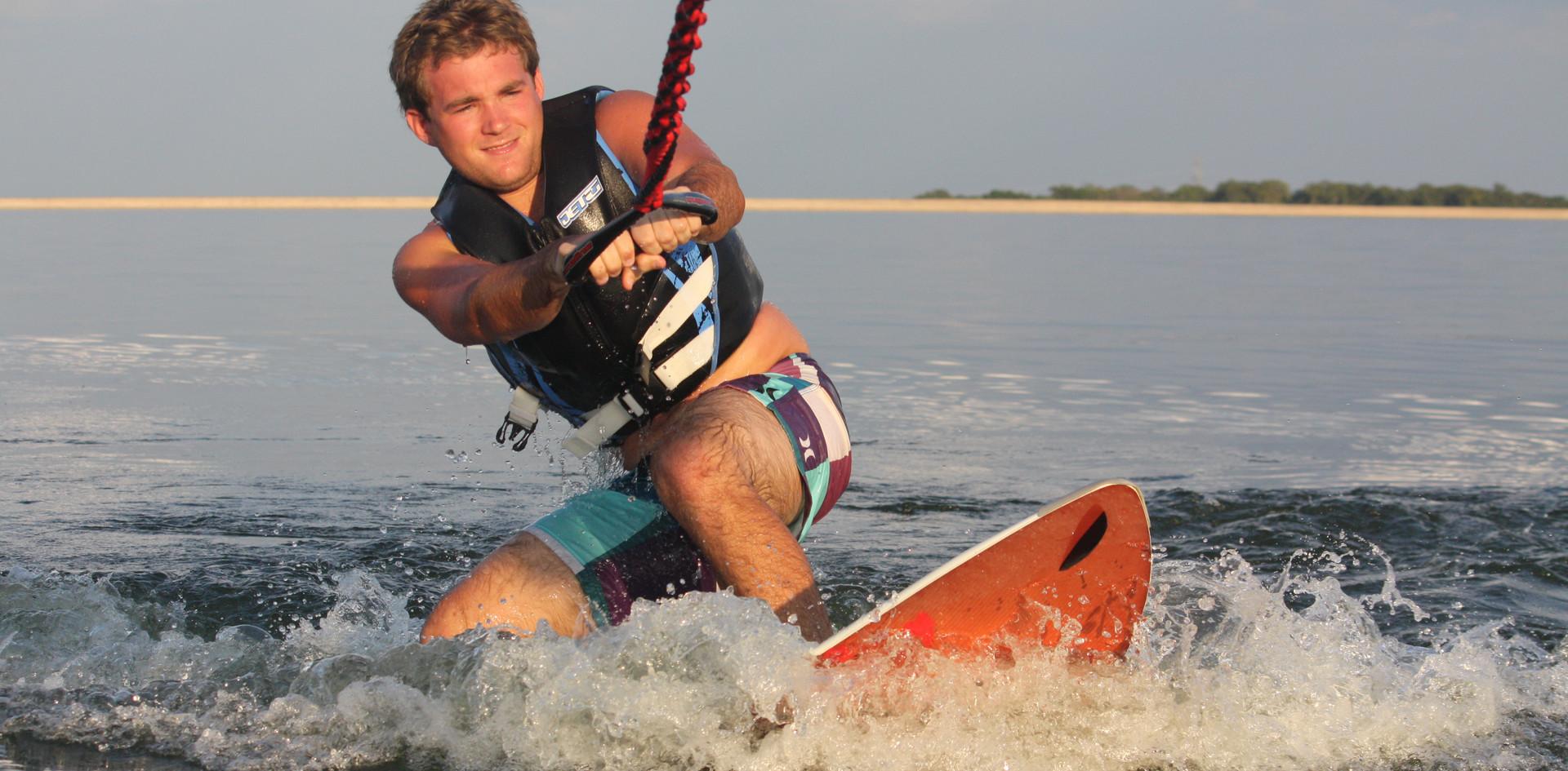 Watersports - Surfing